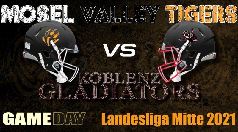 Gameday: Tigers vs. Gladiators