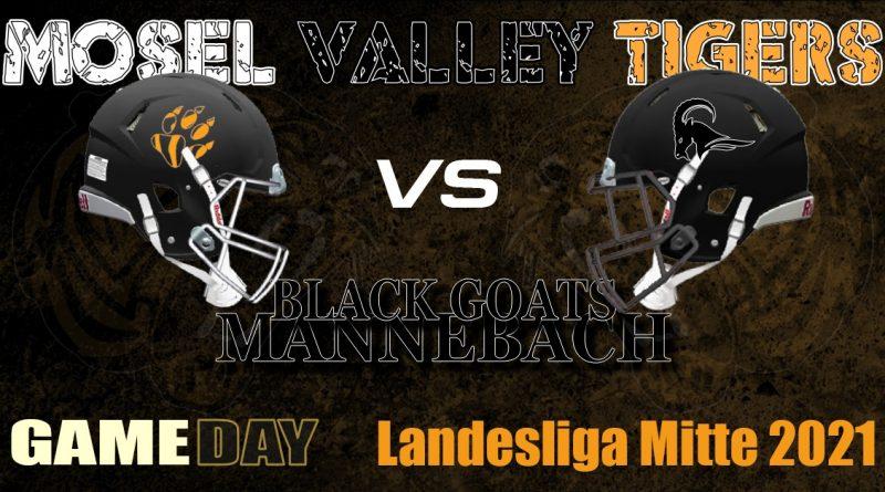 Gameday: Tigers vs. Black Goats