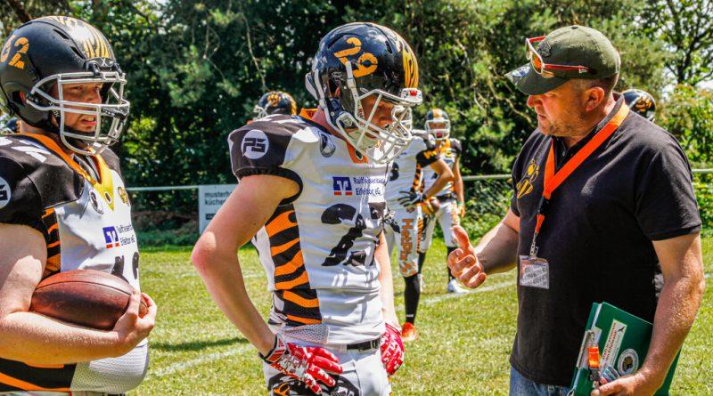 Kickoff in Leienkaul: Mosel Valley Tigers haben 75-Mann-Kader – Rhein-Zeitung